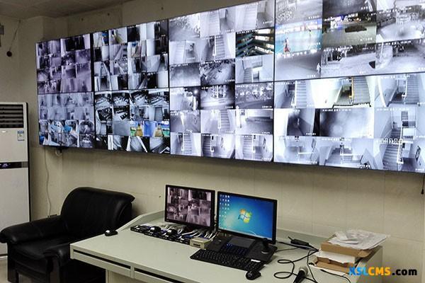 办公智能楼宇监控工程解决方案