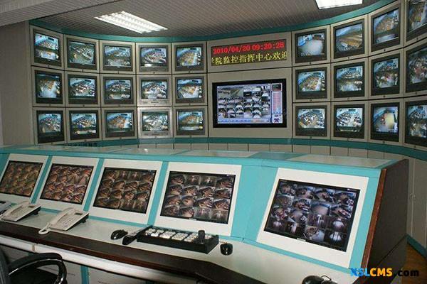 校园网络视频监控安装方案